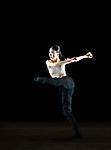 English National Ballet. Emerging Dancer competition. Rina Kanehara, joint winner of the Emerging Dancer award 2017<br /> Blind Dreams<br /> Choreography: Raimondo Rebeck<br /> Music: The Poet Acts from The Hours soundtrack by Phiip Glass