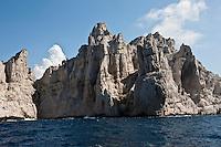 Europe/France/Provence-Alpes-Côte d'Azur/13/Bouches-du-Rhône/Marseille: l'Ile Riou vue du côté mer