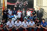 Presentation GP Aperol de Catalunya 2013.