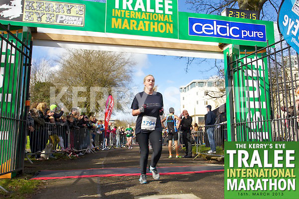 \1794\ who took part in the Kerry's Eye, Tralee International Marathon on Saturday March 16th 2013.