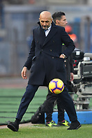 Luciano Spalletti of Internazionale controls the ball during the Serie A 2018/2019 football match between Empoli and Internazionale at stadio Castellani, Empoli, December, 29, 2018 <br /> Foto Andrea Staccioli / Insidefoto