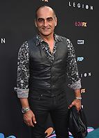 "LOS ANGELES - JUNE 13:  David Negahban attends the Season 3 Los Angeles Premiere Event for FX's ""Legion"" at Arclight Hollywood on June 13, 2019 in Los Angeles, California. (Photo by Frank Micelotta/FX/PictureGroup)"