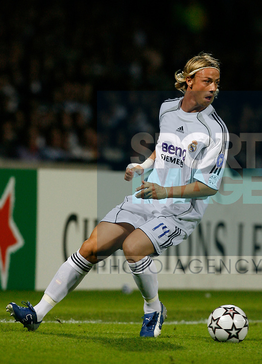 Real Madrid's Guti