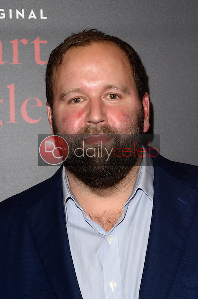 """Will Graham<br /> at the """"Mozart In The Jungle"""" Special Screening and Concert, The Grove, Los Angeles, CA 12-01-16<br /> David Edwards/DailyCeleb.com 818-249-4998"""