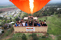 12 October 2017 - Hot Air Balloon Gold Coast & Brisbane