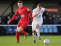 AFC Fylde vs Barrow 24-10-15