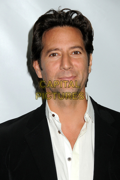 Henry Ian Cusick.Disney ABC 2012 TCA Winter Press Tour held at the Langham Huntington Hotel, Pasadena, California, USA..January 10th, 2012.headshot portrait black white shirt.CAP/ADM/BP.©Byron Purvis/AdMedia/Capital Pictures.
