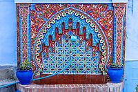 Morocco, Chefchaouen
