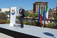 Roma, 30 Marzo 2019<br /> Nicola Zingaretti<br /> Il Partito Democratico presenta il simbolo per le elezioni europee del 26 Maggio