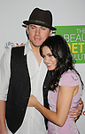 "WEST HOLLYWOOD, CA - APRIL 13: Channing Tatum and Jenna Dewan-Tatum attend the Kimberly Snyder Book Launch Party For ""The Beauty Detox Solution"" at The London Hotel on April 13, 2011 in West Hollywood, California."