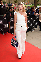 Georgia Toffolo<br /> arriving for TRIC Awards 2018 at the Grosvenor House Hotel, London<br /> <br /> &copy;Ash Knotek  D3388  13/03/2018