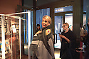 Patricia Urquiola, Spanish designer,  at Spazio Pontaccio, a design gallery in Milan, April 11, 2016. &copy; Carlo Cerchioli<br /> <br /> Patricia Urquiola, designer spagnola, allo Spazio Pontaccio, galleria di design a Milano 11 parile, 2016.