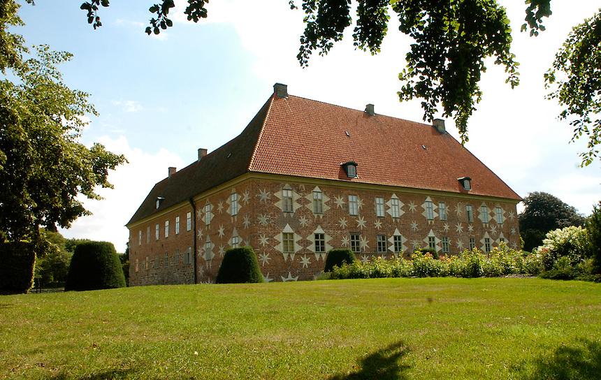 Krapperup's Castle, Scania, Sweden