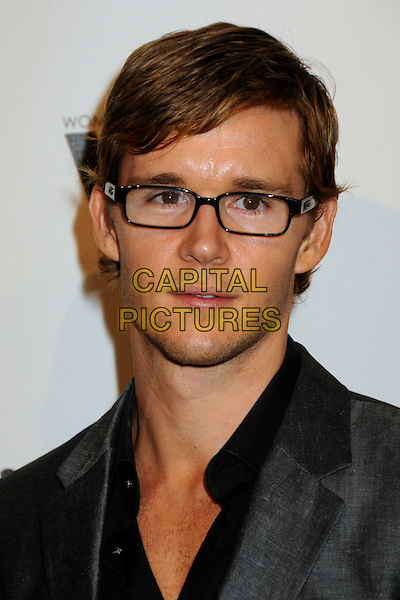 RYAN KWANTEN .3rd Annual Women In Film Pre-Oscar Party held at a Private Residence in Beverly Hills, California, USA, .4th March 2010..portrait headshot  glasses black grey gray .CAP/ADM/BP.©Byron Purvis/AdMedia/Capital Pictures.
