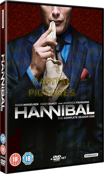 DVD COVER ART<br /> in Hannibal (2013)<br /> *Filmstill - Editorial Use Only*<br /> CAP/NFS<br /> Image supplied by Capital Pictures