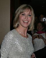©2005 KATHY HUTCHINS /HUTCHINS PHOTO.PENFOLDS BLACK TIE GALA DINNER.CENTURY PLAZA HOTEL & SPA.LOS ANGELES, CA.JANUARY 15, 2005..OLIVIA NEWTON-JOHN