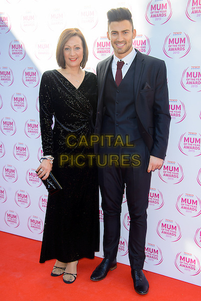 LONDON, ENGLAND - MARCH 01: Jake Quickenden attends the Tesco Mum Of The Year Awards 2015 at the Savoy Hotel, on March 01, 2015 in London, England. <br /> CAP/JC<br /> &copy;JC/Capital Pictures