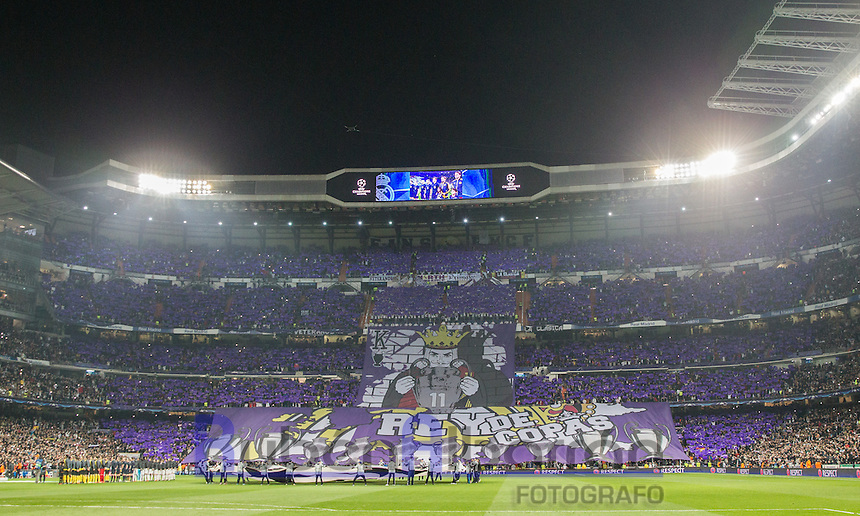 Fans of Real Madrid