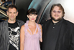 Vincenzo Natali,Delphine Chaneac & Guillermo del Toro at the Warner Bros Pictures' L.A. Premiere of SPLICE held at The Grauman's Chinese Theatre in Hollywood, California on June 02,2010                                                                               © 2010 Debbie VanStory / Hollywood Press Agency