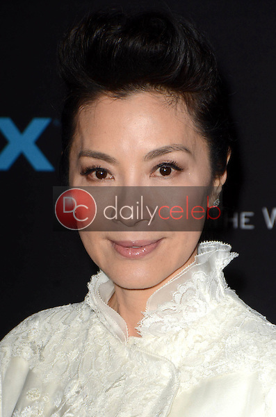 Michelle Yeoh<br />