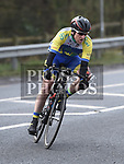 Barry Hughes riding for Drogheda Wheelers in the A2 race at the Boyne G.P. near Slane. Photo:Colin Bell/pressphotos.ie