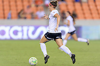 Houston, TX - Thursday Aug. 18, 2016: Christine Nairn during a regular season National Women's Soccer League (NWSL) match between the Houston Dash and the Washington Spirit at BBVA Compass Stadium.