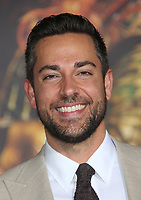 LOS ANGELES, CA - NOVEMBER 13: Zachary Levi, at the Justice League film Premiere on November 13, 2017 at the Dolby Theatre in Los Angeles, California. Credit: Faye Sadou/MediaPunch