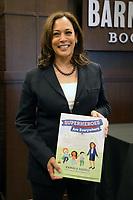 Kamala Harris Book Reading and Signing