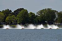 (L to R): F-1, F-92, F-69, F-25, F-36, F-519   (Formula 2500 class)