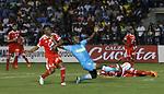 Jaguares venció 1-0 a América. Fecha 8 Liga Águila I-2018.