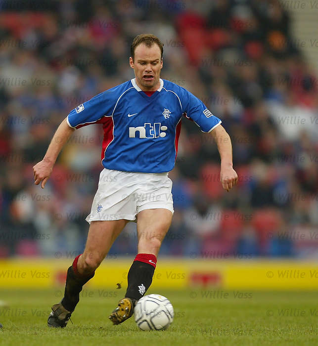 Christian Nerlinger, Rangers