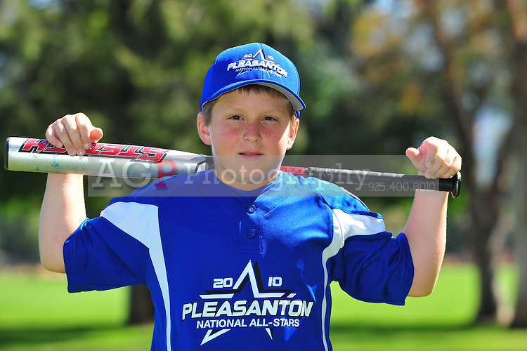 Pleasanton National Little League 2010 10 year-old All-Stars.