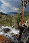 Eagle Falls at Emerald Bay, Lake Tahoe