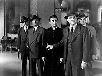Photos du tournage du film I confess (La loi du silence) d'Alfred Hitchcock en 1953 a Quebec.
