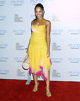 ©2003 KATHY HUTCHINS / HUTCHINS PHOTO.PLAY STATION 2 TRIPLE DOUBLE.LOS ANGELES, CA.OCTOBER 25, 2003..BIANCA LAWSON
