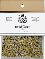 India Tree Fennel Seed, India Tree Seeds