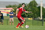 09 January 2015: Dan Metzger (Maryland). The 2015 MLS Player Combine was held on the cricket oval at Central Broward Regional Park in Lauderhill, Florida.