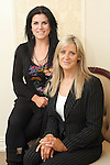 Geraldine Browne and Donna Farrell of Sophia's Shoes Laurence Street..Photo NEWSFILE/Jenny Matthews.(Photo credit should read Jenny Matthews/NEWSFILE)....This Picture has been sent you under the condtions enclosed by:.Newsfile Ltd..The Studio,.Millmount Abbey,.Drogheda,.Co Meath..Ireland..Tel: +353(0)41-9871240.Fax: +353(0)41-9871260.GSM: +353(0)86-2500958.email: pictures@newsfile.ie.www.newsfile.ie.FTP: 193.120.102.198.