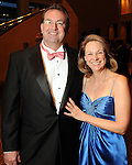 Steve and Lisa Martin at the Pink Tie Gala at the InterContinental Hotel Saturday March 6,2010. (Dave Rossman Photo)
