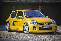 Va Va How Much? Souped-up sports version of the humble Renault Clio for a massive £52K