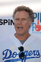 Will Ferrell<br /> at Clayton Kershaw's Ping Pong 4 Purpose Celebrity Tournament to Benefit Kershaw's Challenge, Dodger Stadium, Los Angeles, CA 08-11-16<br /> David Edwards/DailyCeleb.com 818-249-4998