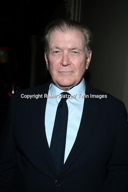 Terry McDonnell attends the 2013 National Book Awards Dinner and Ceremony on November 20, 2013 at Cipriani Wall Street in New York City.