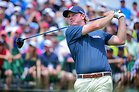 Brandt Snedeker (USA) watches his tee shoton 1 during Saturday's round 3 of the 117th U.S. Open, at Erin Hills, Erin, Wisconsin. 6/17/2017.<br /> Picture: Golffile | Ken Murray<br /> <br /> <br /> All photo usage must carry mandatory copyright credit (&copy; Golffile | Ken Murray)