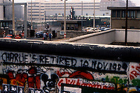 Berlino caduta muro