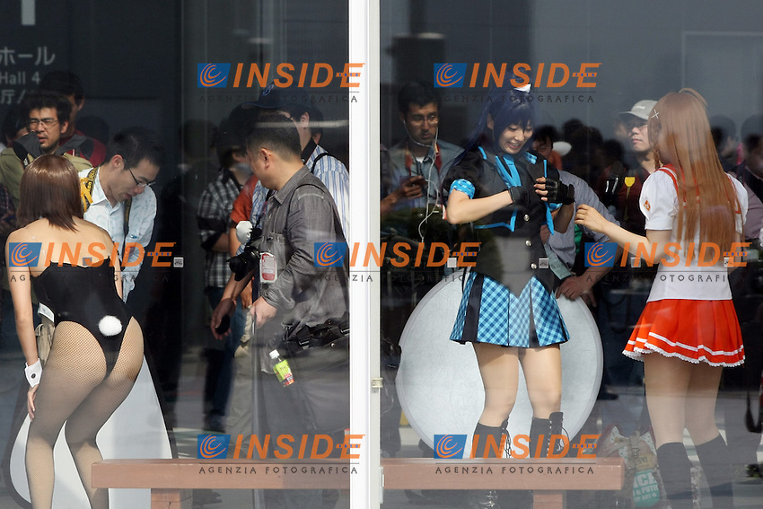 Siflata Cosplay .Tokyo 7/5/2012.Foto Insidefoto / Hitoshi Yamada / Panoramic.ITALY ONLY