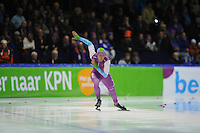 SCHAATSEN: HEERENVEEN: IJsstadion Thialf, 09-11-2012, KPN NK afstanden, Seizoen 2012-2013, 500m Heren, Nederlands kampioen, Michel Mulder, ©foto Martin de Jong