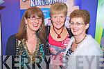 Phil Sexton, Mary Killeen and Mary Sexton enjoying the Country and Irish weekend in The Gleneagle Hotel, Killarney on Saturday night.