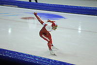SCHAATSEN: HEERENVEEN: IJsstadion Thialf, 28-12-2014, NK Allround, Koen Verweij, ©foto Martin de Jong