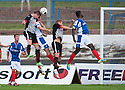 Cowdenbeath FC v Dunfermline FC 27th Jul 2013