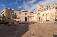 Europe,Italy,Basilicata, Matera, capital of Culture, World Heritage Site,San Giovanni Battista